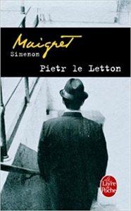 Piotr Le Letton Maigret livre
