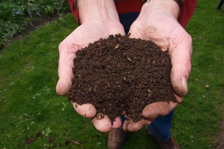 Maman fait son compost