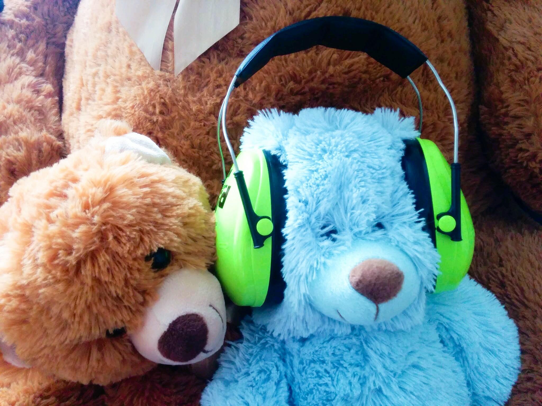 Protéger les oreilles de Bébé avec un casque anti-bruit